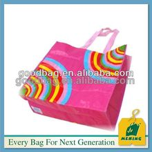 pp non woven bag fabric shopping bag for garment carry