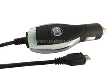 Manufacturer usb cable car charger with miro usb for talblet and mobile charger