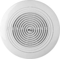 PA Audio System 5.5inch 6w Round Ceiling Speaker With ABS Back Cover