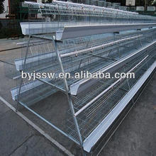 Egg Laying Cage For Poultry