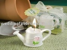 Spring Garden Collection watering can candles