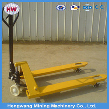 hand fork lifter/ hand operated transport/ hand operated transport fork-lift