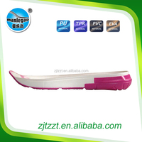 Latest Design Crepe Shoe Sole Material Casual EVA Rubber lightweight shoe material making Soles50378