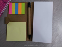 Good sale notepad with pen in alibaba