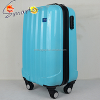 Factory Custom ABS Suitcase Trolley Travel Luggage