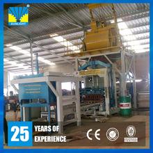 QT8-15 High quality hydraulic stone power cement brick and block making machine from Xiamen Sunlight