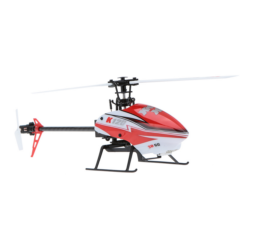 XK K120 Shuttle 6CH Brushless 3D6G System RC Helicopter RTF With Battery Explosion-proof Bag Mode 2.png