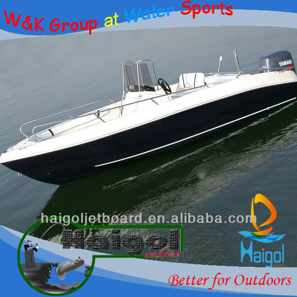 Supply small sport fishing boat with central contral for Yamaha fishing boats