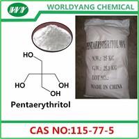 Worldyang competitive price Pentaerythritol 115-77-5