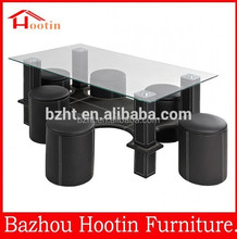 High glass touch screen coffee table