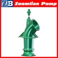 ZLB Bombas de agua de la bomba de flujo axial vertical eléctrica de riego Riego