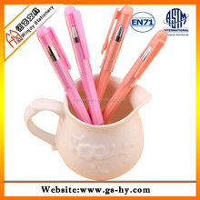 with customed logo oem/WINJOY roller pink erasable pen