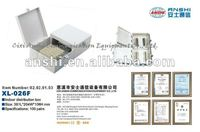 100 Pairs Indoor Copper Distribution ABS Terminal Box