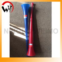 2014 hot sales plastic vuvuzela