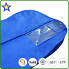Fashionable non woven garment bag with suit cover