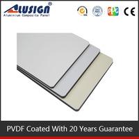 Alusign popular decorative material certificated brand OEM free aluminum screen room building materials