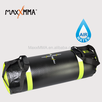 MaxxMMA Water/Air Weight Lifting Training Sandbag with Handle