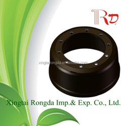 high quality aftermarket Motorcycle and Truck brake drum hebei supplier
