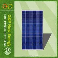 best price power poly 300w solar panel for 42.5 KW solar power system