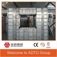Construction Aluminum Formwork Supplier in China Adto Group
