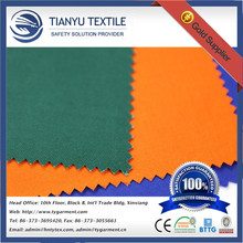 Soft Handle 80% Cotton 20% Polyester CVC 290g Fire Retardant Twill Fabric for Workwear Clothing