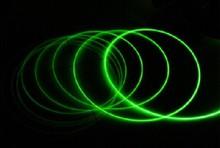 Side-Light Optic Fiber for Ceiling, Chandelier,Museum Lighting