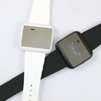 New arrival led smart watch for phones call forwarding bluetooth hand watch