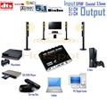 2015 nova alta qualidade ac3 dts decodificador de áudio digital 5.1/digital de áudio dispositivos de gravação