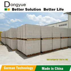 Mortar/ joint adhesive and plaster for aac block from China DongYue Machinery Group