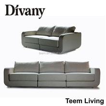 nicoletti furniture corner sofa (D-28)
