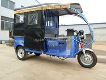 Three Wheels Electric Tuk Tuk Tricycle Motorcycle