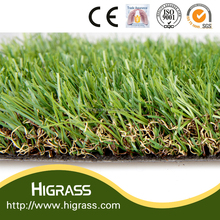 popular olive green garden decoration artificial lawn for outdoor landscape