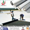 PVC waterproofing plastic membrane, PVC membrane sheet, PVC plastic sheet for waterproofing