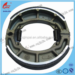 GS125 Motorcycle Parts High quality Fitting Wear-resistant Brake Shoe