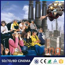 2015 International Brand Children Funny Games Best Quality 12D Movie Cinema Theater Top Sale