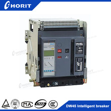 DW45 Draw-out Intelligent circuit breaker 1000A 3poles breaker 1250A air circuit breaker