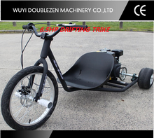 Chinese Hot Sale Three trike motorcycle drift trike for adults