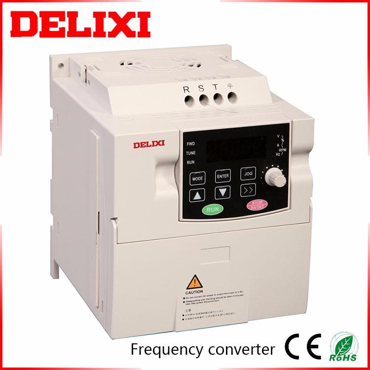 DELIXI CDI-E102 0.4-22KW Extensible RS485 Ветровых Турбин Использовать Преобразователь Частоты