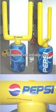 2015 inflatable mini cheap beach american football&soccer goals ,basketball goal,\