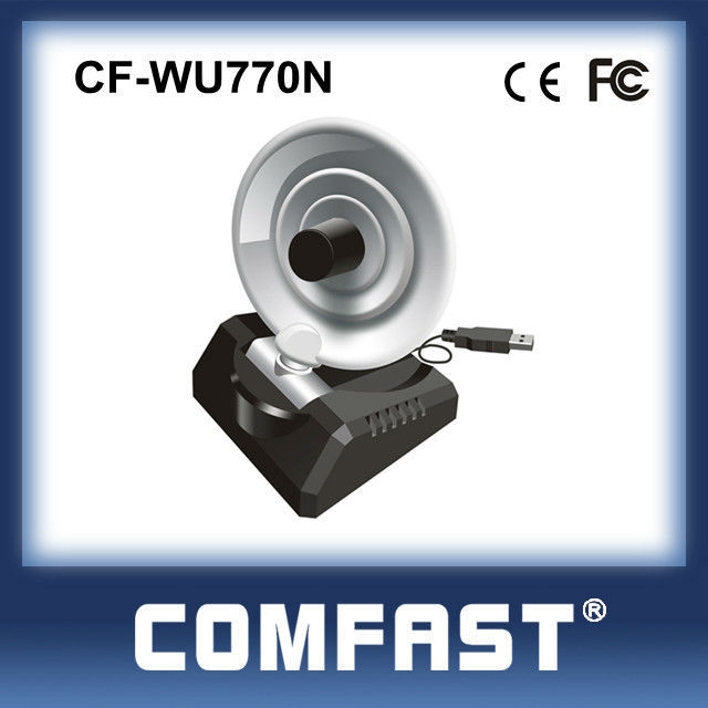 300M High Power 802.11n Wireless Network USB Card COMFAST CF-WU771N