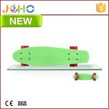 New Banana Plastic Style Retro Cruiser mini 22'' Complete ripstick skateboard for sale