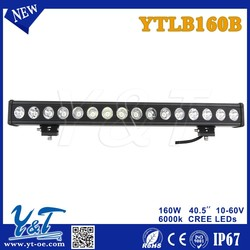 Y&T new technology automobile parts LED light bar, aluminum housing led light bar dot approved led used cars for sale in germany