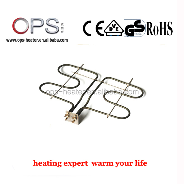 Parts of electric bbq OPS-B006