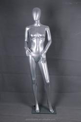 Popular new finishing plastic female mannequins