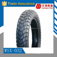 Motorcycle Tubeless Tire 110/90-17 Made in China
