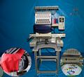 Elucky nova máquina de bordar computador preço com bordado de máquina digital tampa para/bordado liso