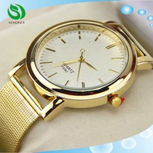 2015 Fashion Simple Gold Guangdong Watches Birthday / holiday Gifts