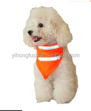 2015 Safty Dog Collar Scarf Pet Bandana Bow Tie Dog Collar for Pet Cats and Dogs Warm and Comfortable