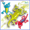 TPR Environmental Material Frog Sticky Toys Window Toys