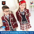 2014 de alta calidad de la escuela privada uniforme